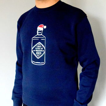 Personalised Christmas Spirit Jumper