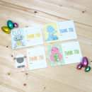 Easter Thank You Card's, With Envelopes