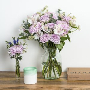 Three Month Letterbox Flower Subscription