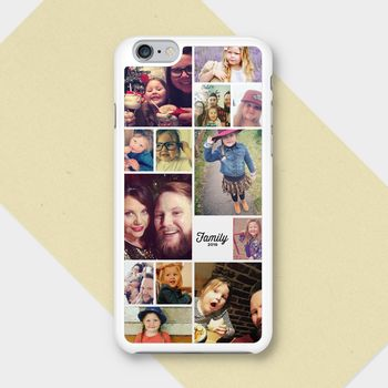 Personalised Instagram Photos iPhone Case