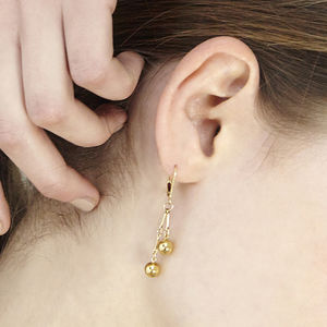 Dolly Gold Earrings