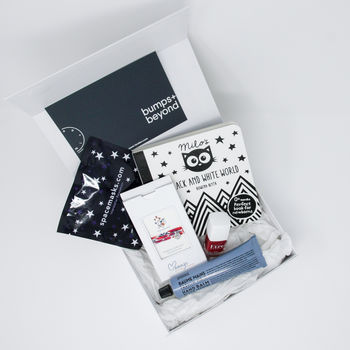 new mum christmas gift set by no+mi london | notonthehighstreet.com