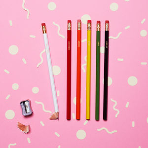 Wine Gums Pencils Set