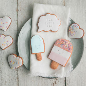 Mum, You're Fab Biscuit Gift Set - biscuits and cookies