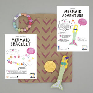Mermaid Party Bag - party bags and ideas