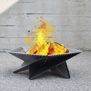 Cross Tân Fire Pit - 50th anniversary: gold