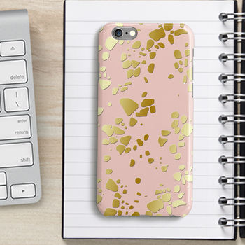 Golden Granite Phone Case, More Colours