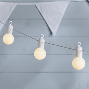 20 Warm White Party Lights - lighting