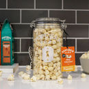 Say Cheese! Cheddar Cheese Gourmet Popcorn Gifting Jar