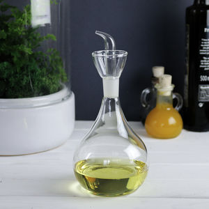 Oil Bottle, Pouring Decanter - jugs & bottles