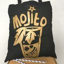Mojito Gold Beach Bag