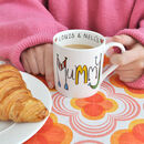 Personalised Mothers Day China Mug