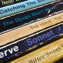 The Verve Urban Hymns Album In Book Form Print