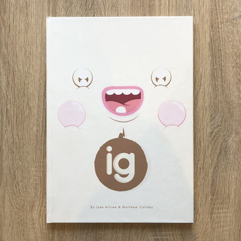 Ig Children's Story Book First Edition With Recipe Card