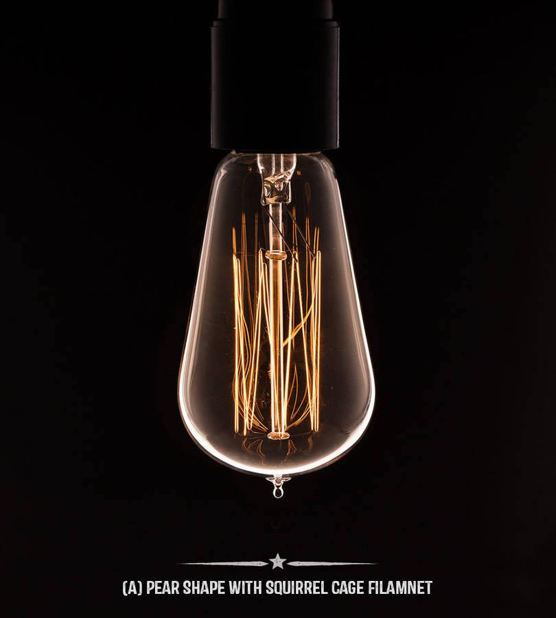 vintage light bulb by dowsing & reynolds ...