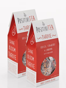 'Thrive' Root Chakra Tea Two Packets