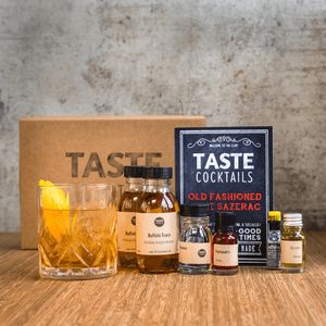 Old Fashioned And Sazerac Cocktail Kit - wines, beers & spirits