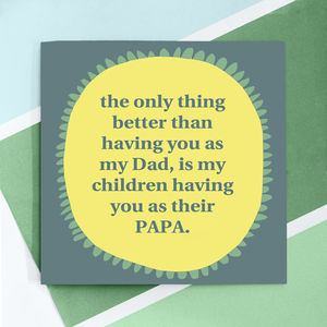 Personalised Happy Birthday Daddy Card - birthday cards