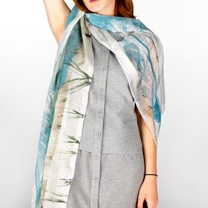 Osar Silk Scarf - gifts for her