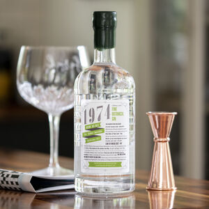 A Year To Remember Personalised Botanical Gin