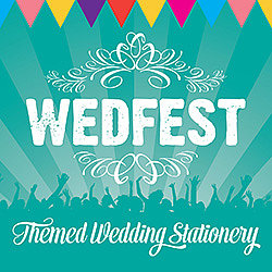 Wedfest Wedding Stationery
