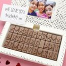 Chocolate Mother's Day Gift