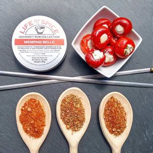 Mini Bbq Rubs Gift Collection - Indian