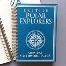'Polar Explorers' Upcycled Notebook