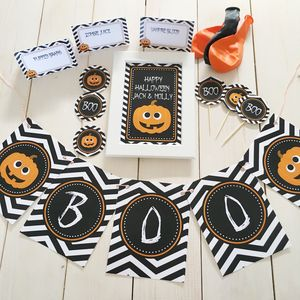 Personalised Halloween Decorations - decoration