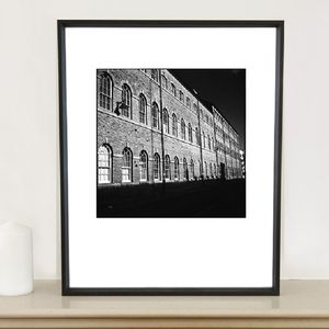 Cornish Place, Sheffield Photographic Art Print