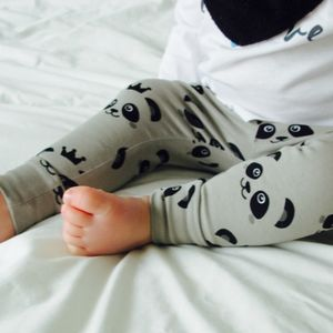 Unisex Panda Leggings