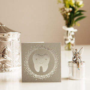 Toothfairy Mini Cards X 10