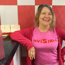 Invisible T Shirt For Shining Older Women