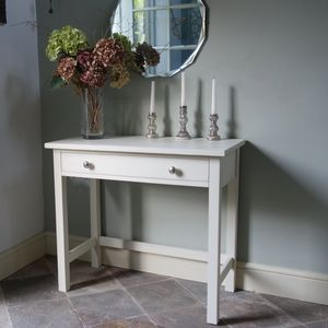 Hall/Console Table In Any Colour And Size Hand Painted - furniture