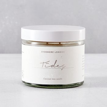 Evermore Tides Natural Candle 250ml
