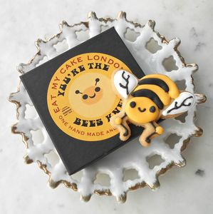 Bees Knees Biscuit - food & drink