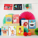 Mini Mixed Childrens' Greetings Cards Pack