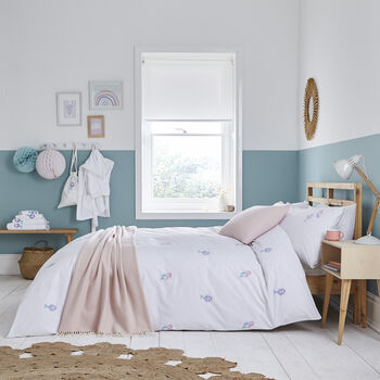 Little Mermaids Organic Cotton Bed Linen From