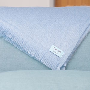 Supersoft Mohair Throw - blankets & throws