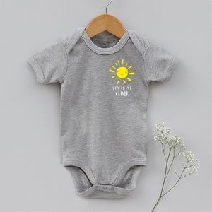 'Son Shine' Baby Body Vest - clothing