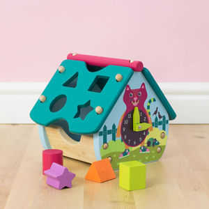 Activity House - traditional toys & games