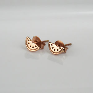 'One In A Melon' Stud Earrings - what's new