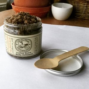 Coffee And English Cobnuts Body Exfoliating Scrub