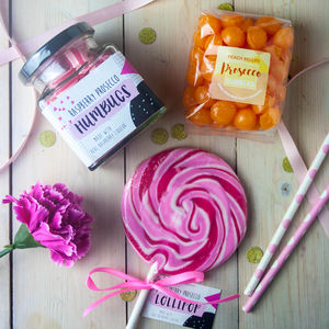 Prosecco Lover's Sweets And Lollipop Bundle - what's new
