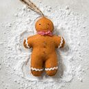 Gingerbread Man Mini Kit