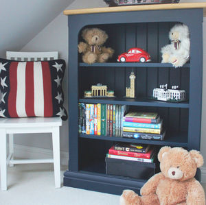 Little Chatsworth Bookcase In Choice Of Colours - baby's room
