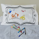 Doodle Pillowcase, To Personalise