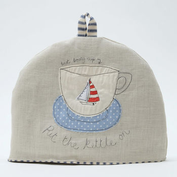 Teacup Saily Boat Tea Cosy Small
