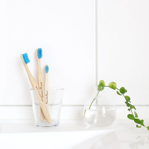 Humble Brush Eco Toothbrush With Medium Bristles - bath & body