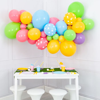 Easter Balloon Cloud Kit